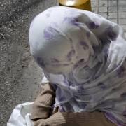 لاجئة سورية في لبنان