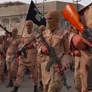 استعراض لتنظيم داعش